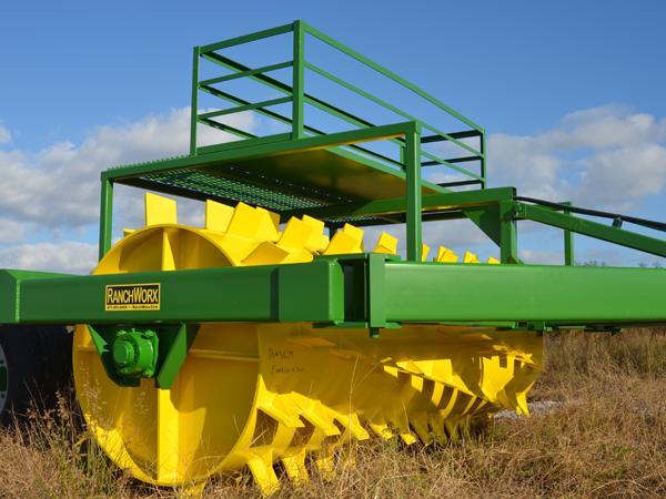 SB Pasture Aerator