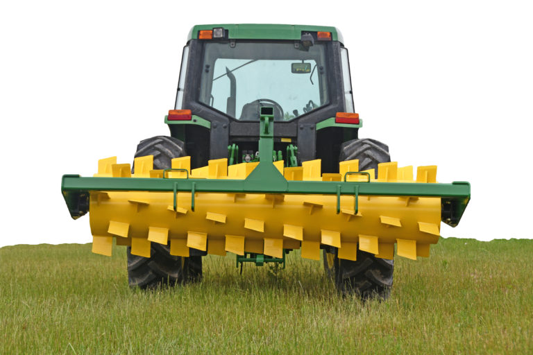 RanchWorx 3-point Lawson Series Pasture Aerator